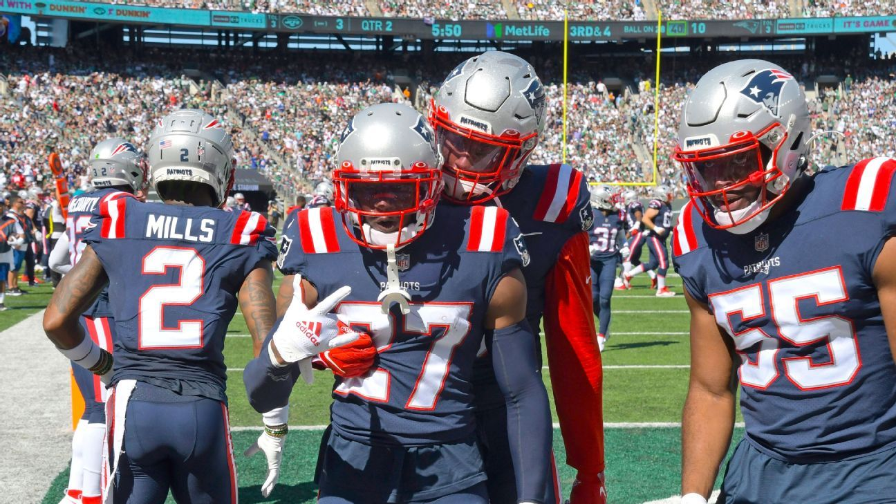 Week 2 takeaways and big questions: Patriots' big day, Bills' blowout and a shocker for the Saints thumbnail