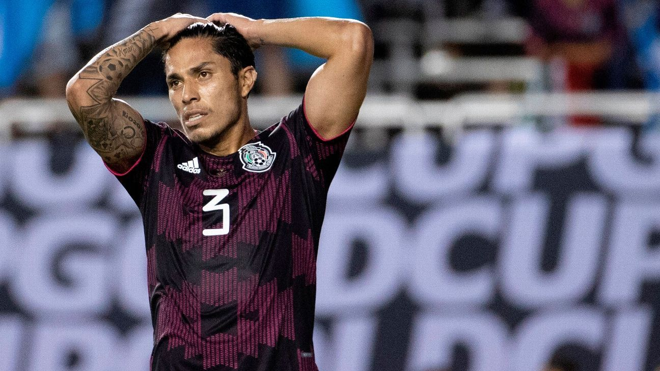 'No se acaba mi vida si no voy al Mundial': Carlos Salcedo