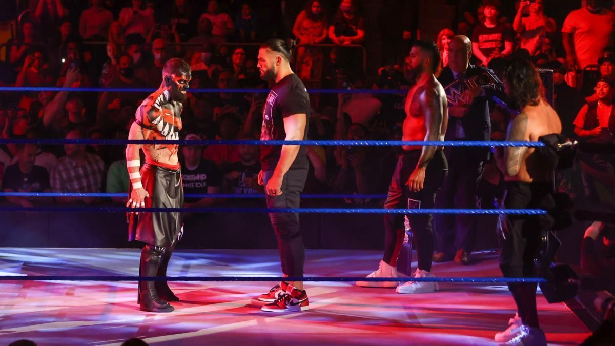 WWE Extreme Rules live results and analysis