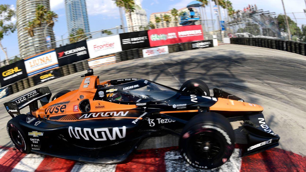 ¿Qué necesita Pato O'Ward para ser campeón de IndyCar?