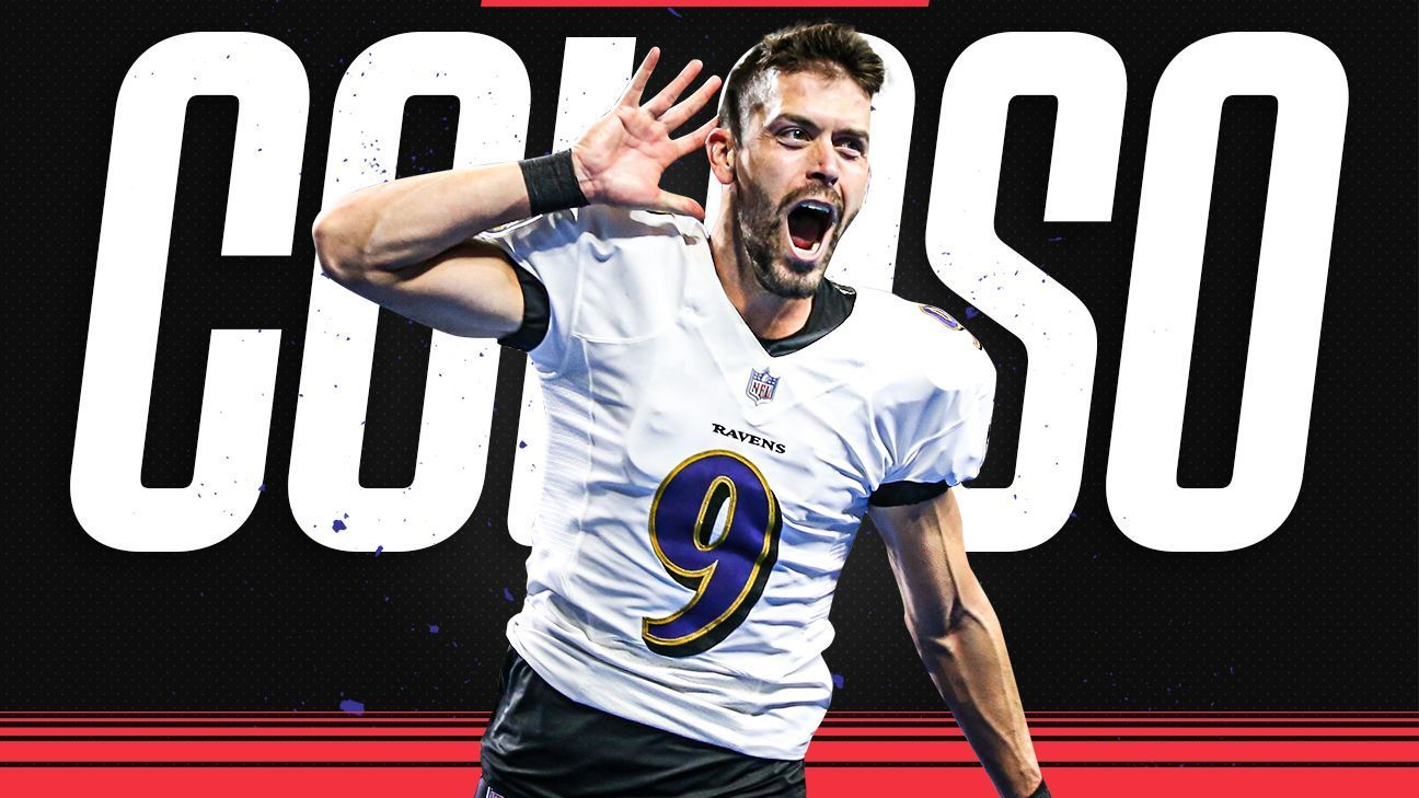 Justin Tucker de los Ravens es el Coloso de la Semana 3 en la NFL