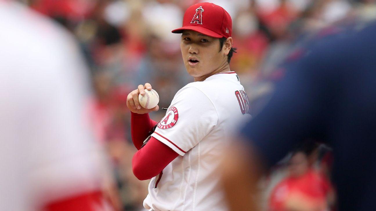 Shohei Ohtani, tras lanzar gema en otra derrota, sobre el futuro con Los Ángeles Angels: 'Quiero ganar'