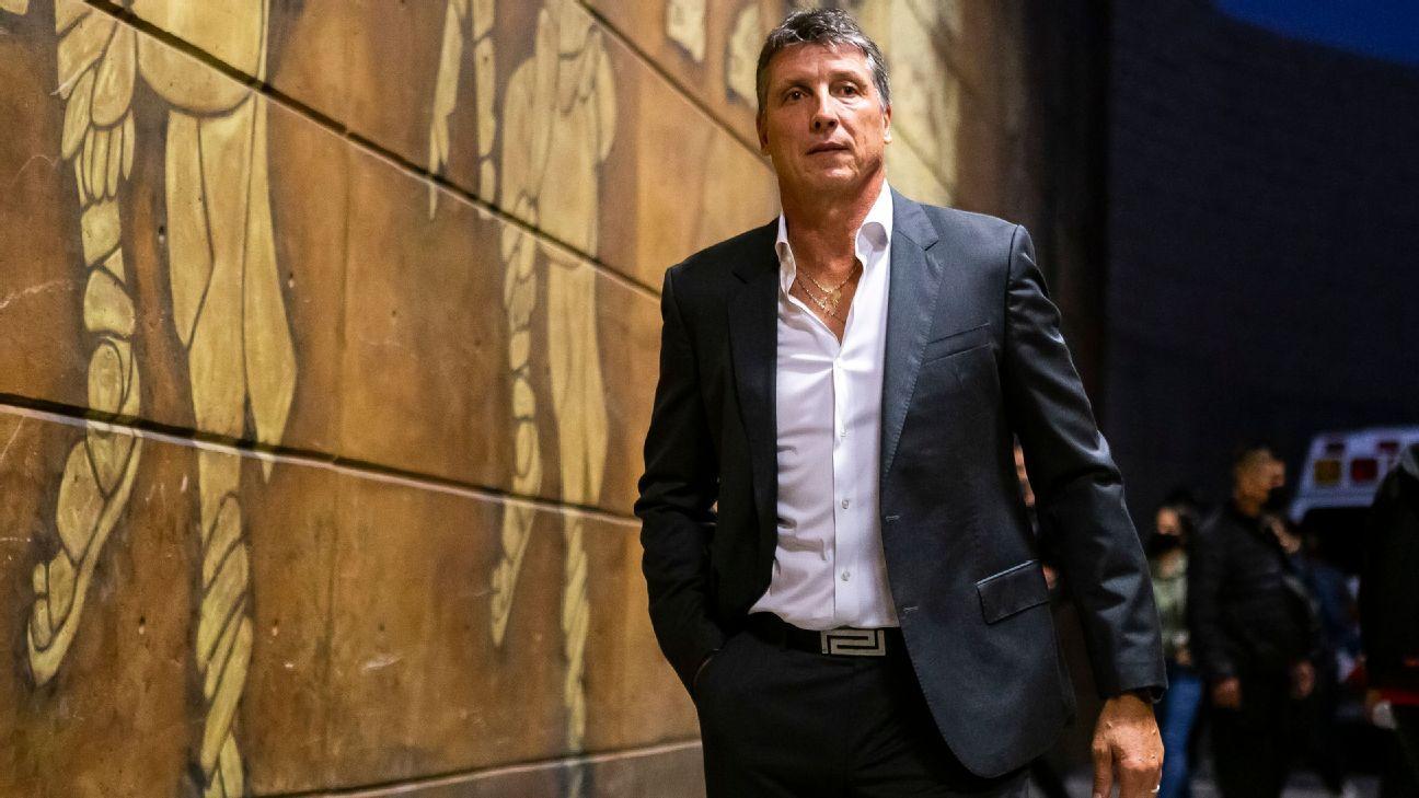 Robert Dante Siboldi es cesado como entrenador de Xolos de Tijuana
