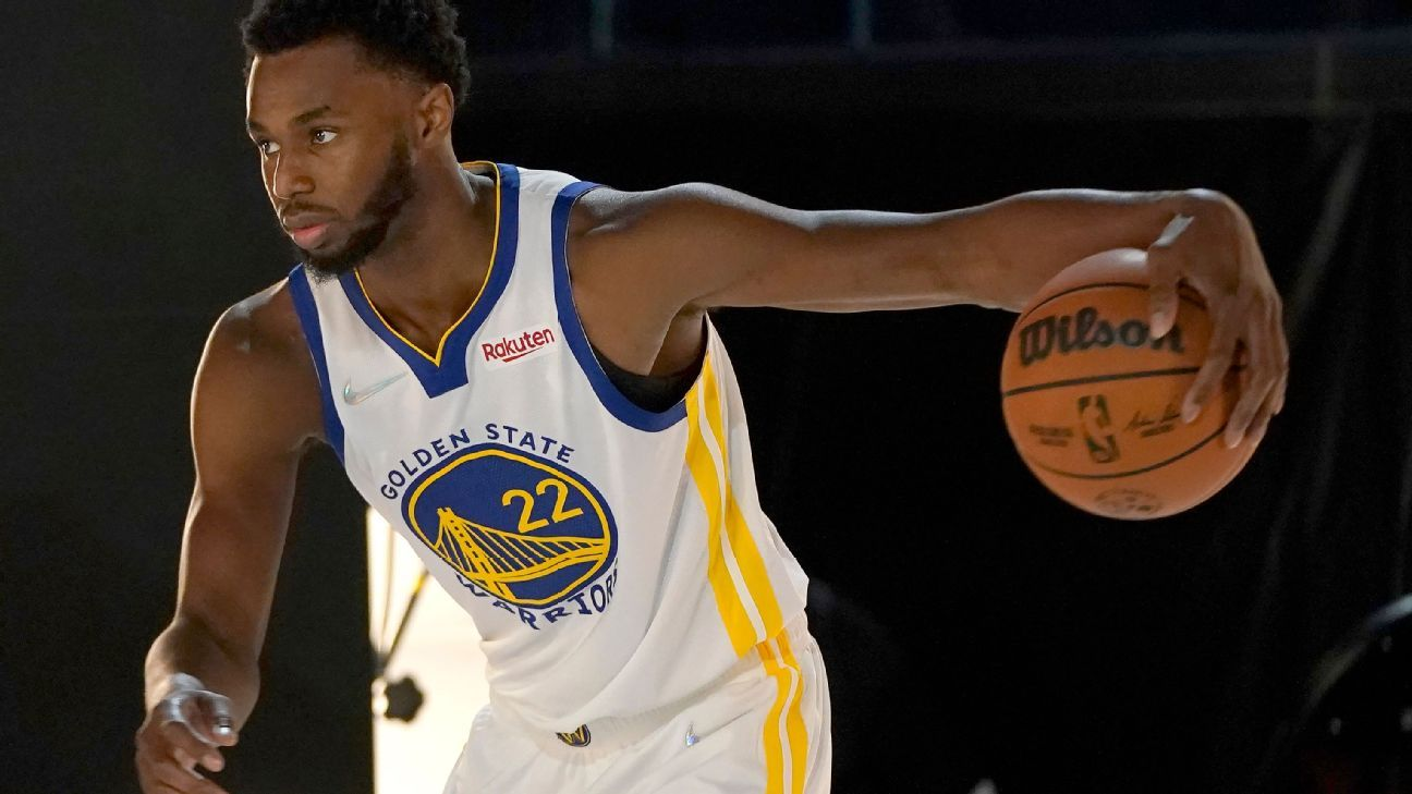 Andrew Wiggins received COVID-19 vaccine, can play in Golden State Warriors' home games