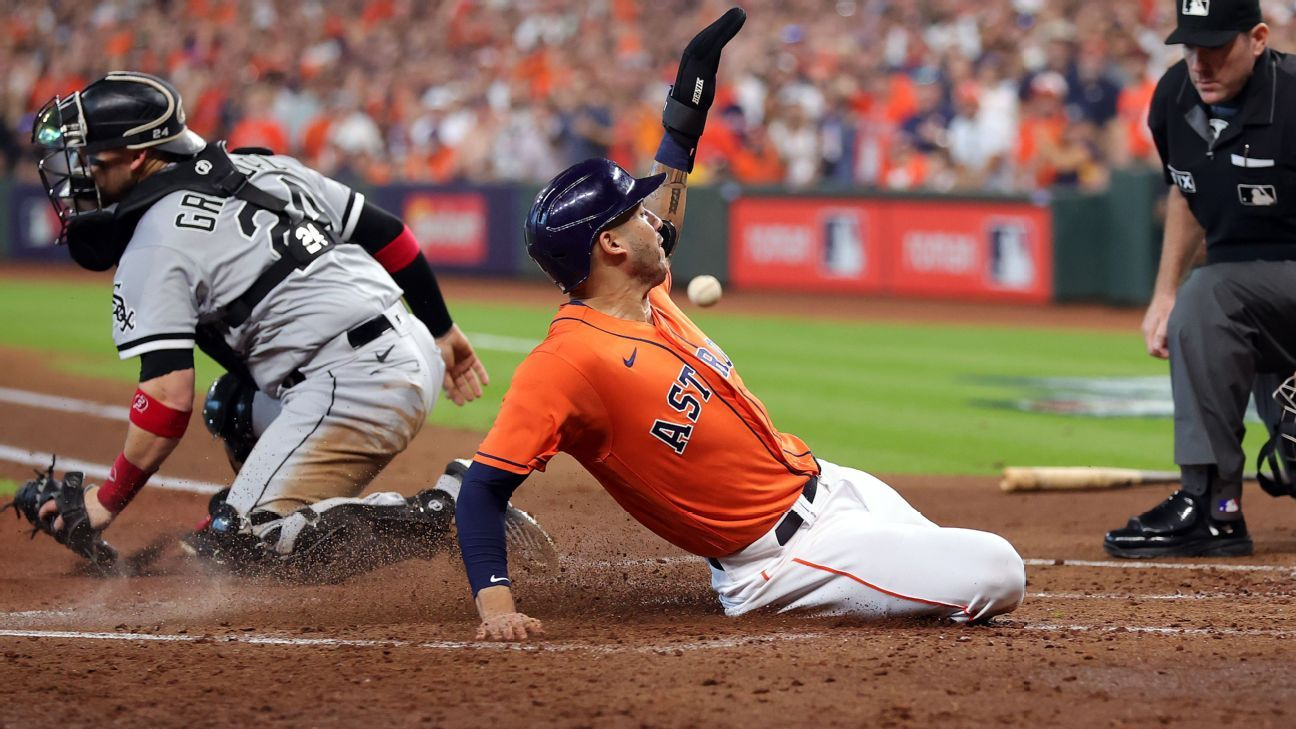 MLB playoffs 2021 - Will the Astros sweep? Who has the edge in Rays-Red Sox? We break down both ALDS