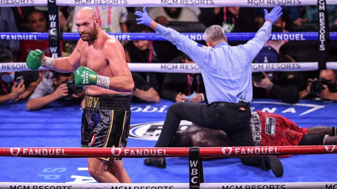 'As worthy as any trilogy in the history of the sport': Ali-Frazier, Bowe-Holyfield, now Fury-Wilder