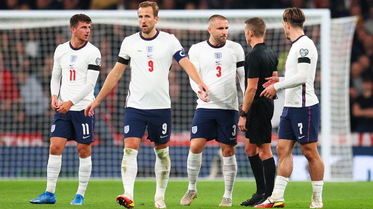 Southgate relents, unleashing England's vast attacking talent, but Three Lions fall short of expectations
