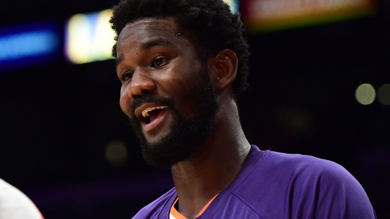 Sources: Suns' talks with Ayton end without deal