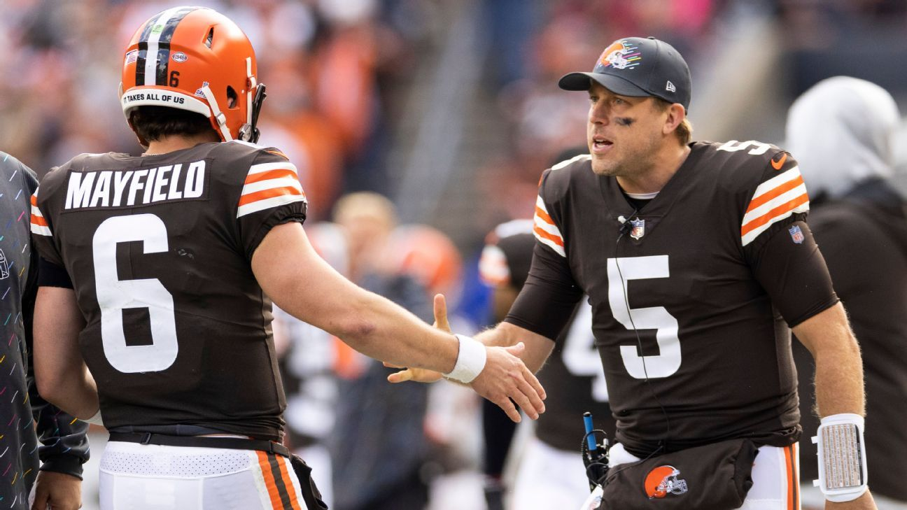 'I've been ready since I got here': The Browns signed Case Keenum for this moment