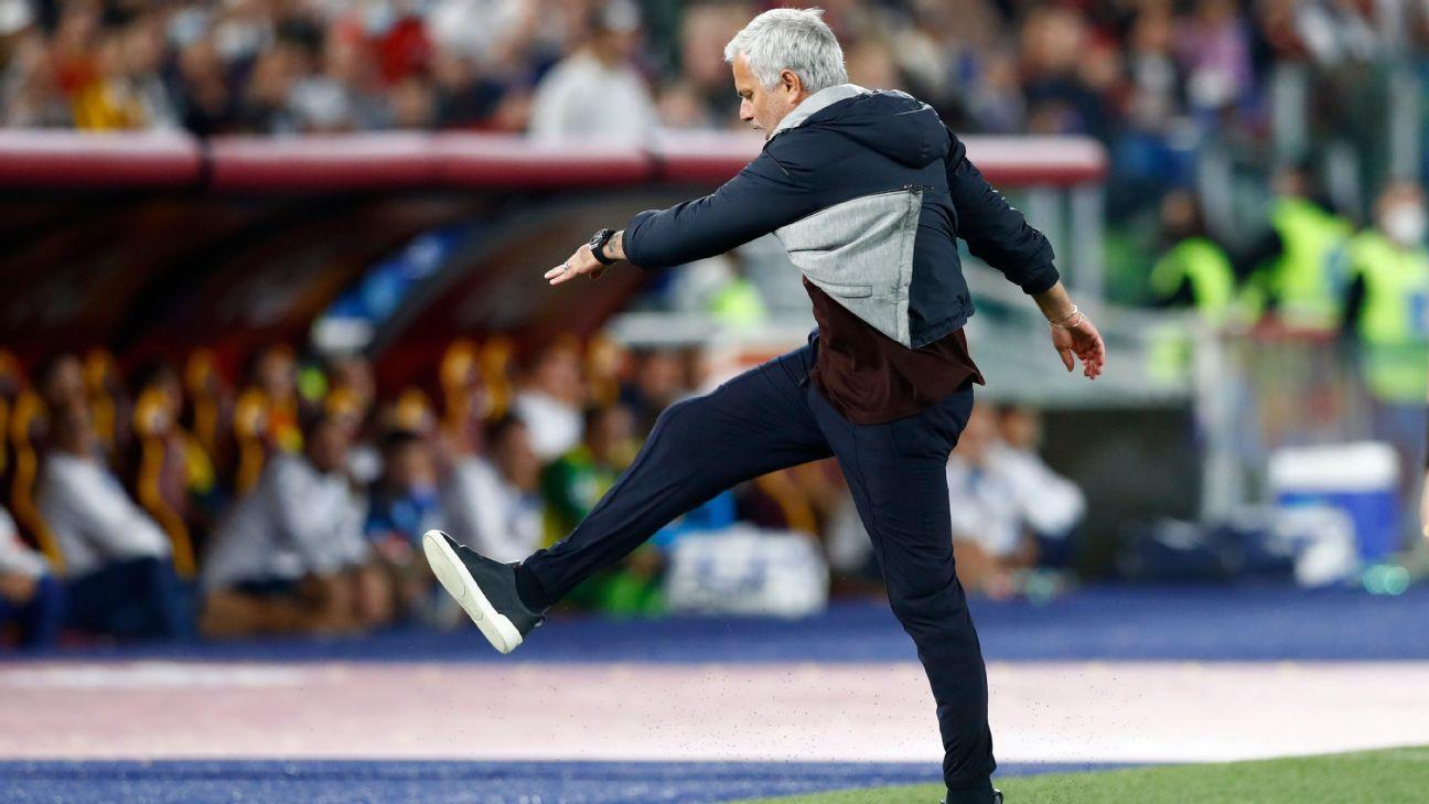 AS Roma vs. Napoli - Football Match Report - October 24, 2021 - ESPN