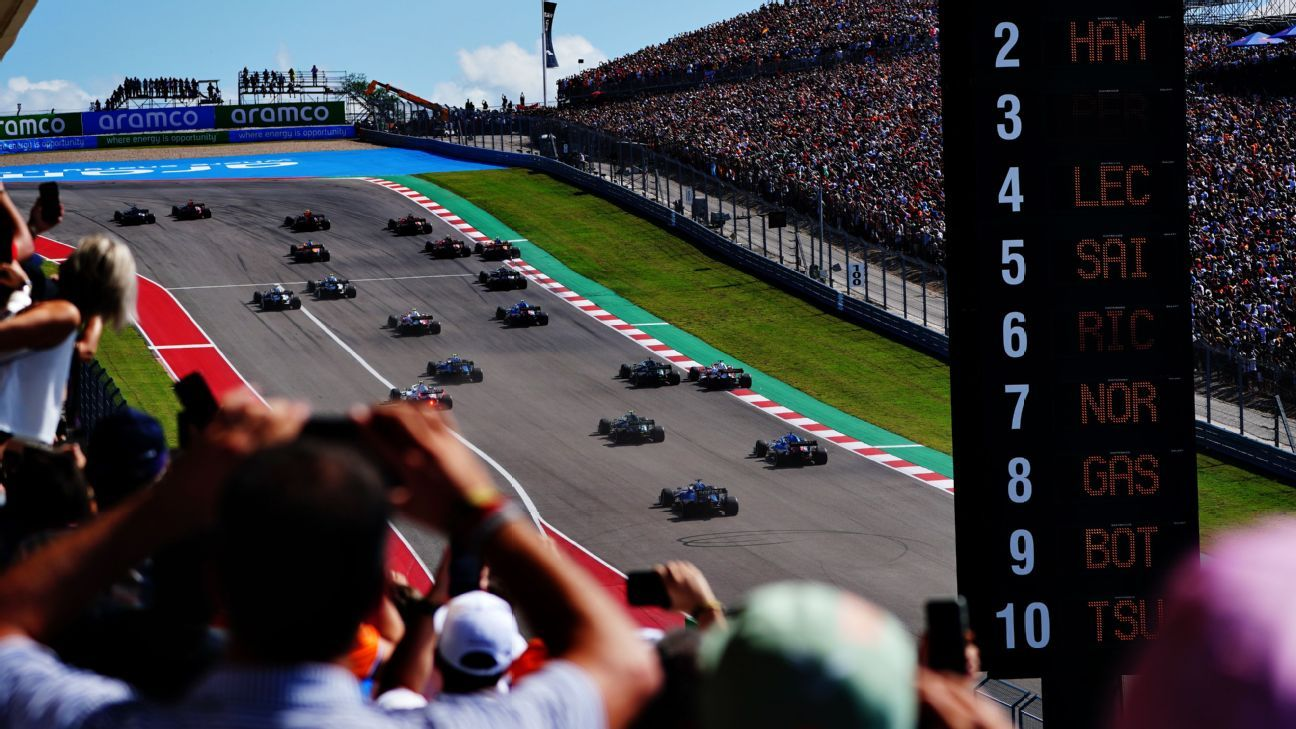 It's official, F1 has cracked America -- and this is just the beginning