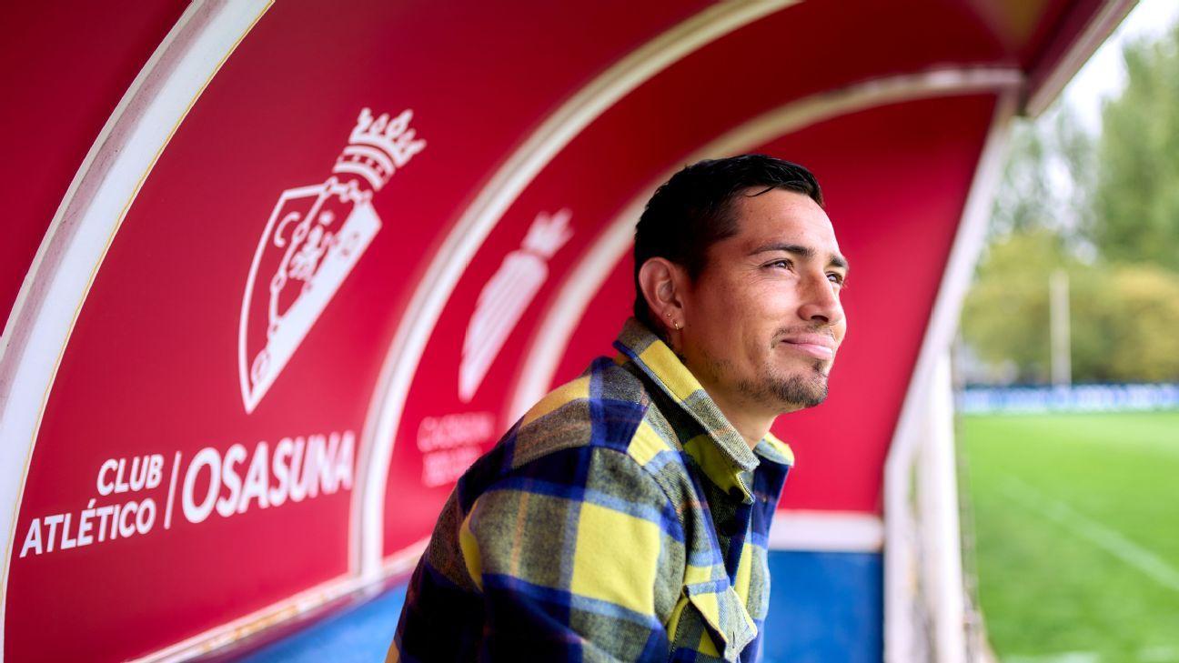 "Chimy Avila's journey to LaLiga and Osasuna: ""My body is my life story"""
