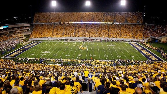 big 12 move bumps up travel time, costs for west virginia