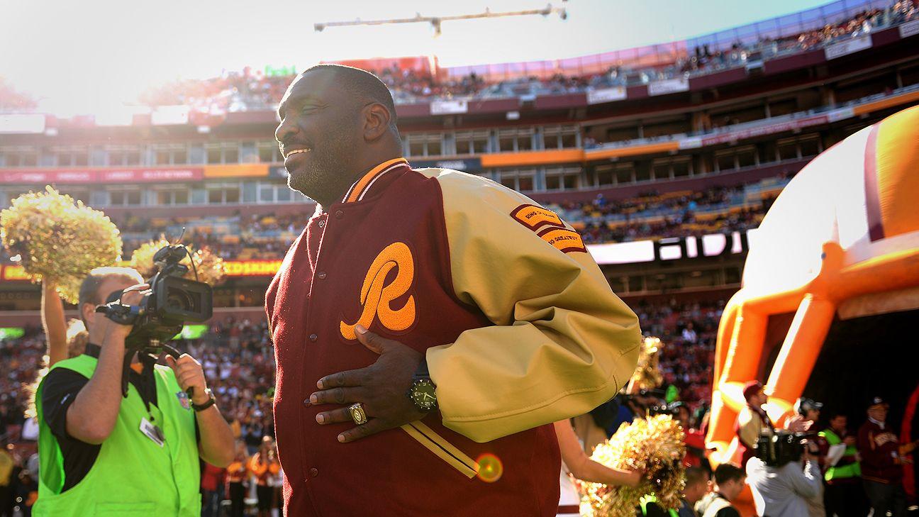 Cựu sinh viên NFL của Washington: Thay đổi tên không xóa được lịch sử – Blog của Washington Redskins