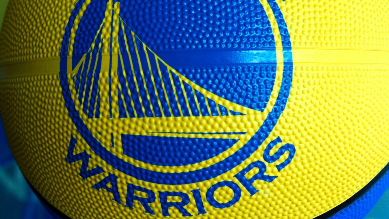 Warriors first pro team to launch NFT collection