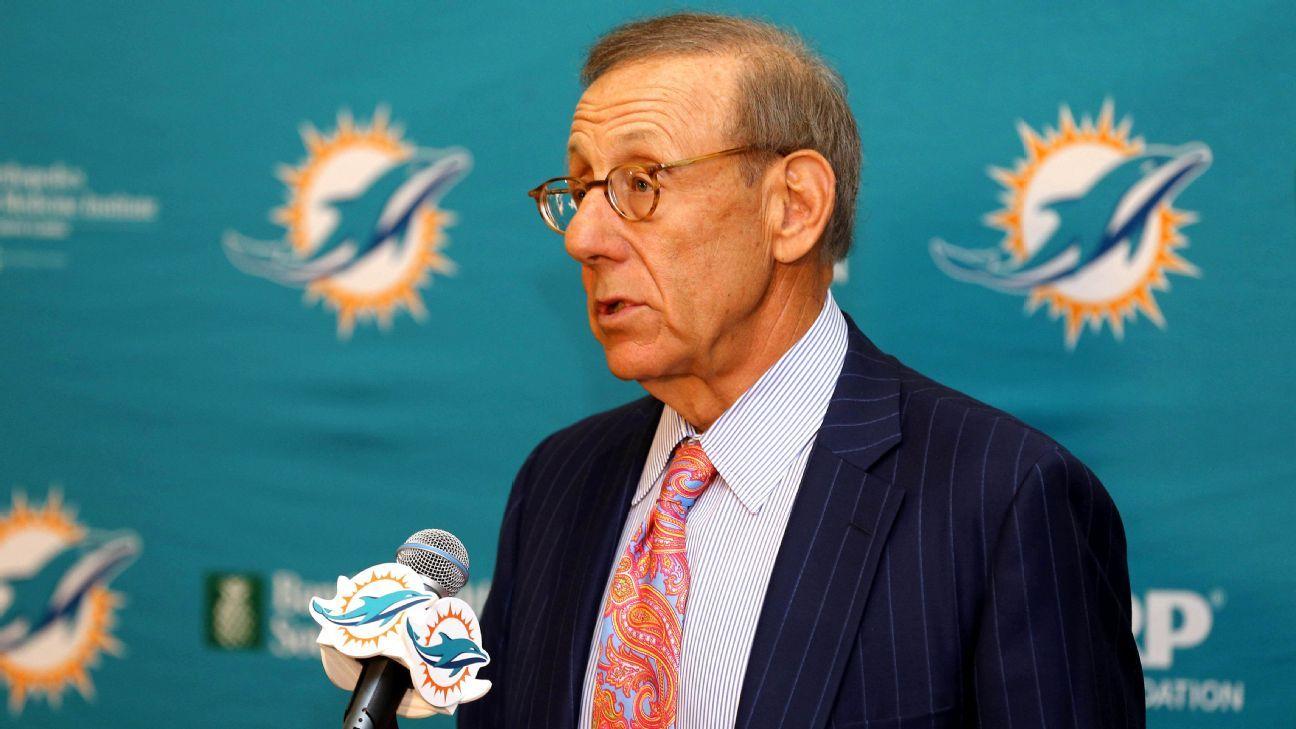 Chủ sở hữu cá heo Stephen Ross nói rằng mùa NFL sẽ 'chắc chắn' xảy ra, kế hoạch cho người hâm mộ trong các sân vận động