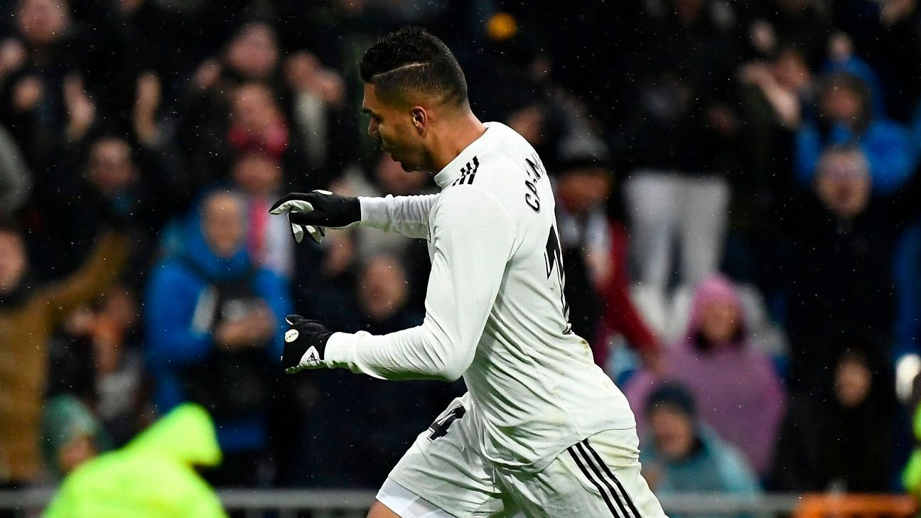 Real Madrid Vs Sevilla Fc Football Match Report January 19