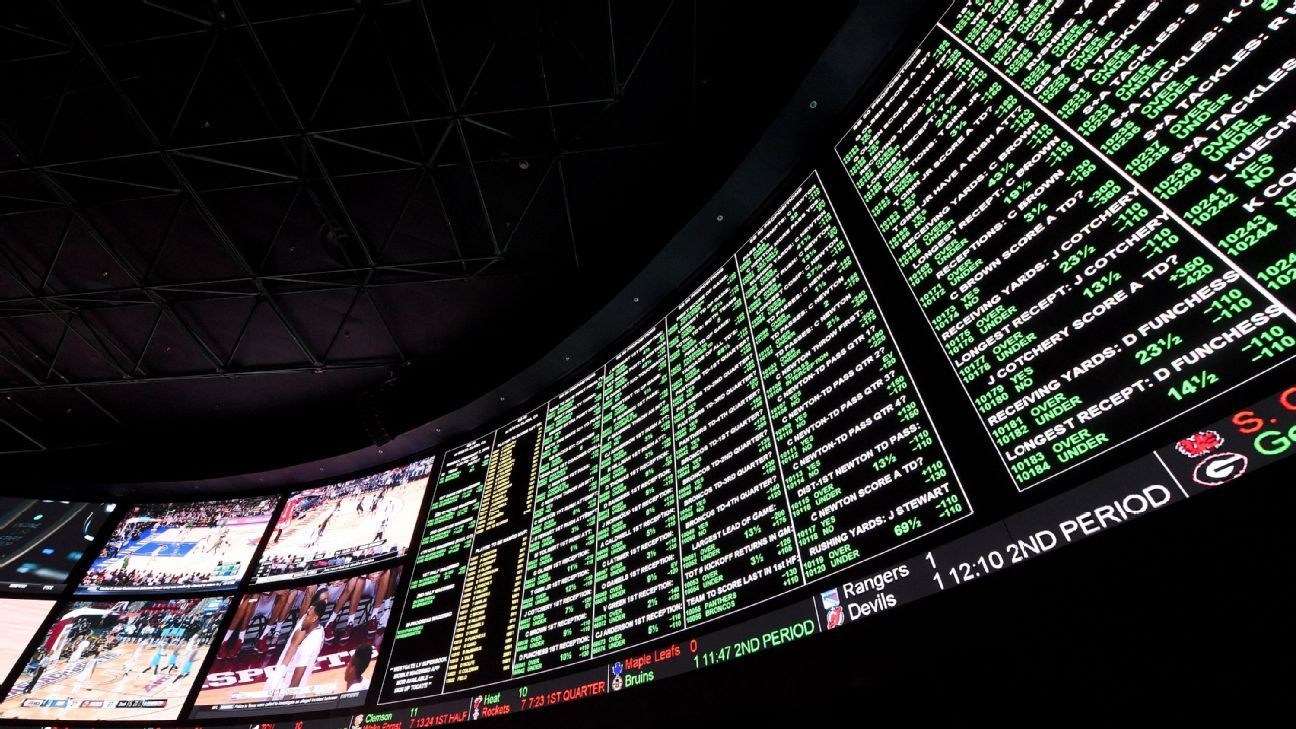 Betting bullets: Sportsbooks seeing early action as NFL draft approaches