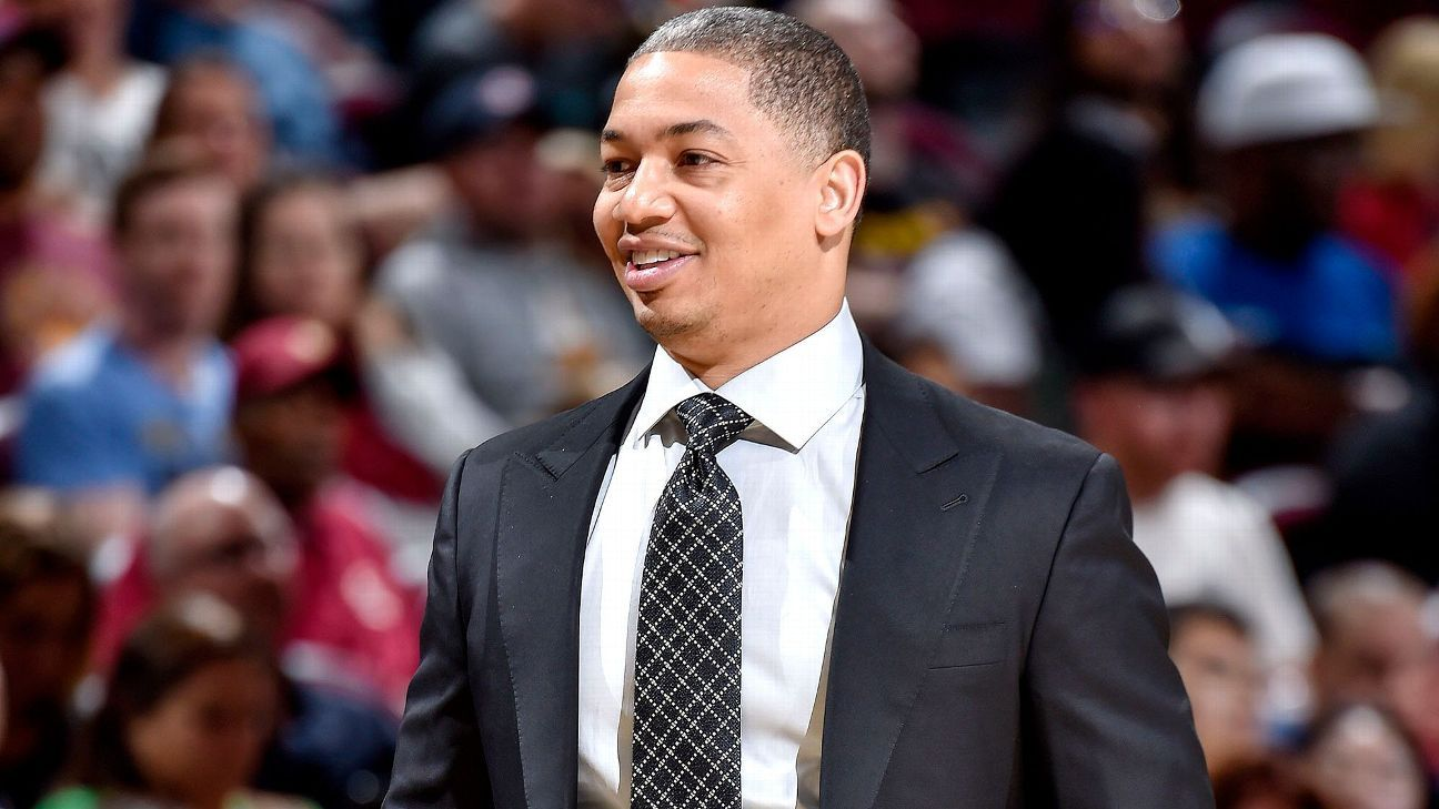 Sources: Lue gains momentum for Rockets job