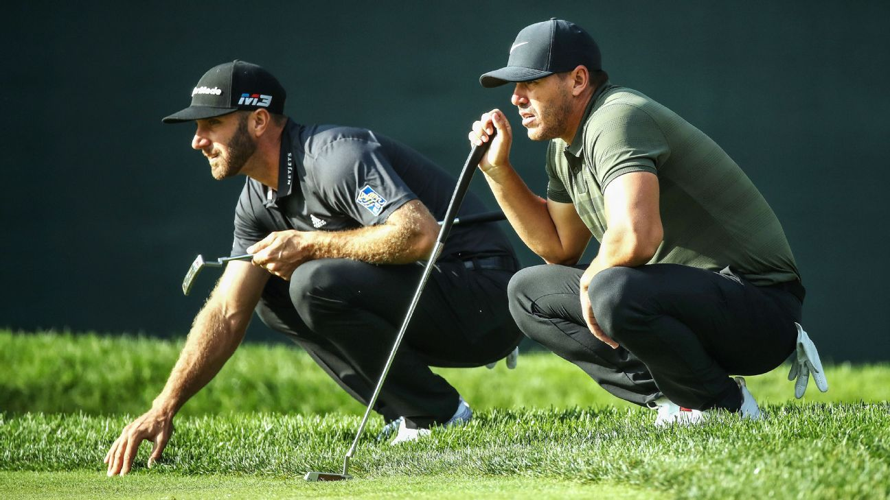 Sources: Premier Golf League again wooing stars