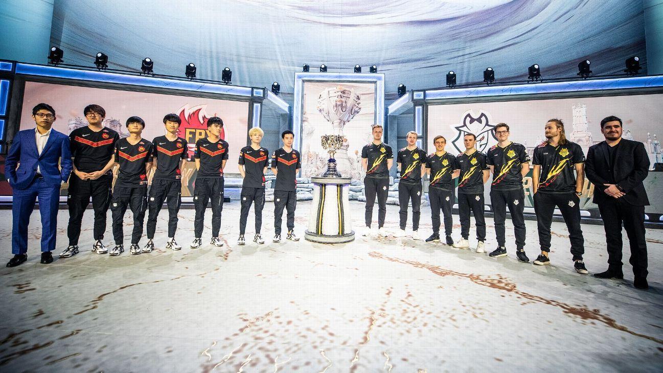 Xem gì tại Giải vô địch Liên minh huyền thoại thế giới