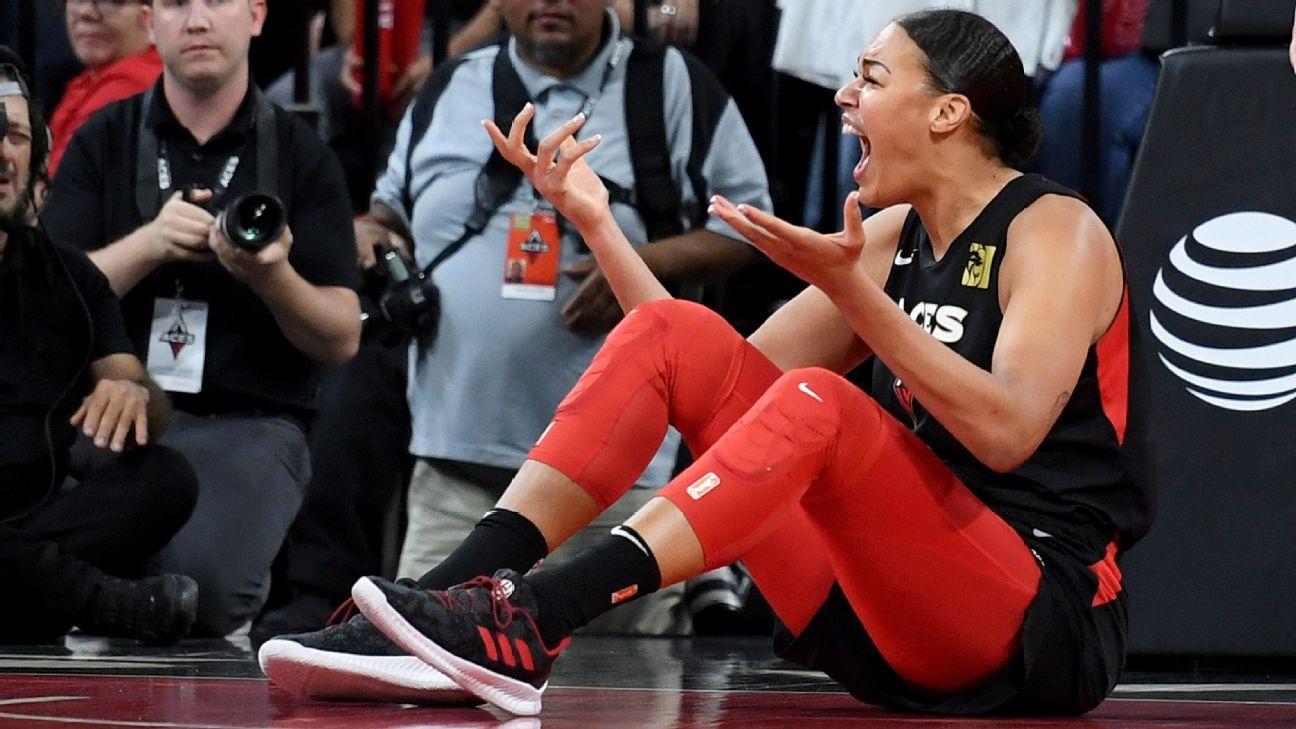Đại diện Liz Cambage của Las Vegas Aces dự kiến sẽ bỏ lỡ mùa giải WNBA, đại lý nói