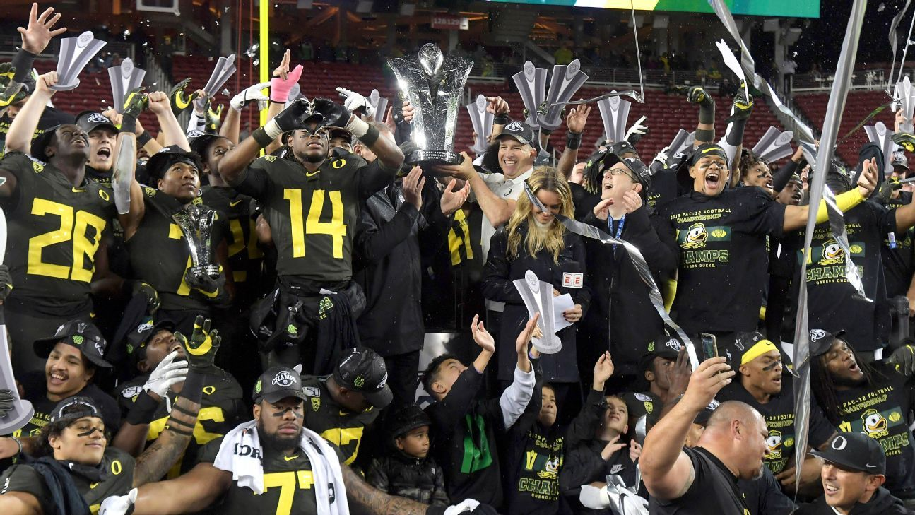 Tại sao cuộc biểu tình Pac-12 đang cho thấy kế hoạch chi tiết cho tiến trình bóng đá đại học trong tương lai