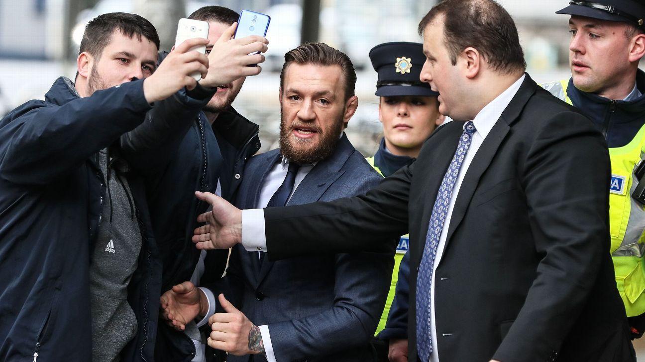 Controversies complicate Conor McGregor's return