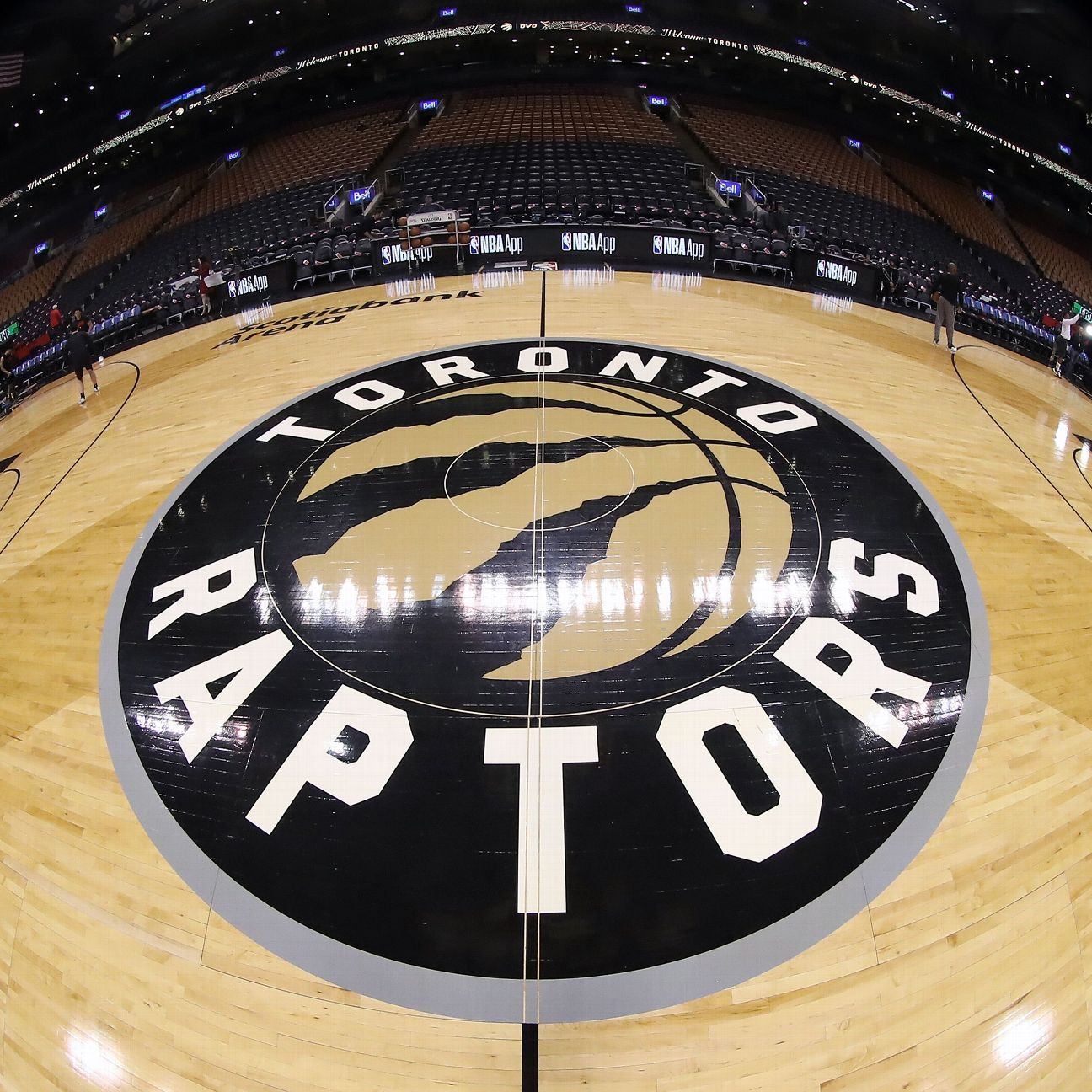 Toronto Raptors to play home games in Tampa to open NBA season