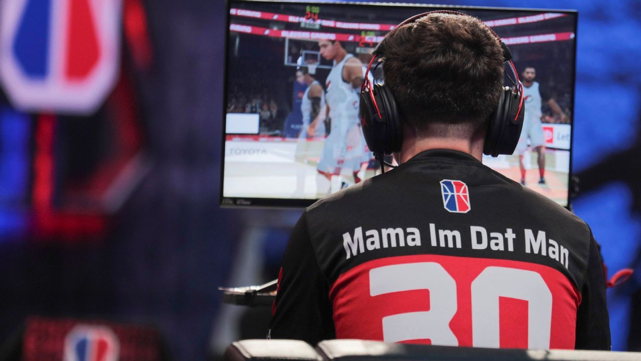 Mama Im Dat Man de NBA 2K a refusé un record de points possible par les actions de Bucks Gaming