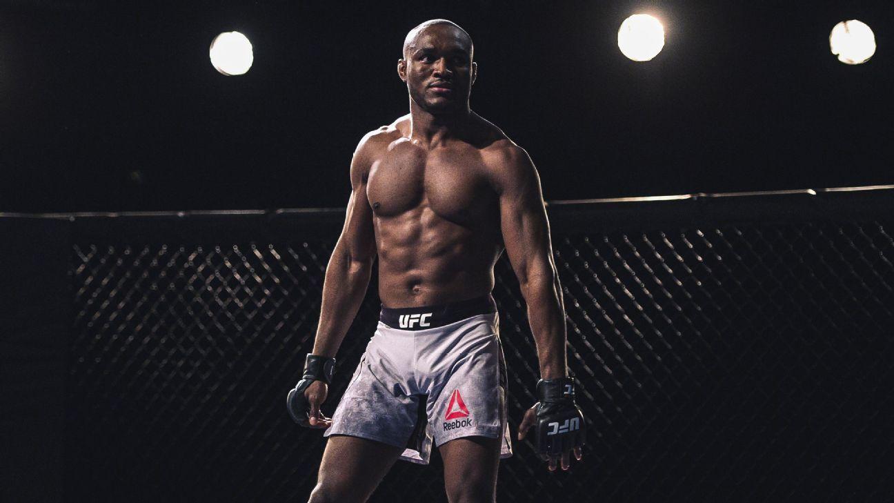 UFC 251 – Câu chuyện bên trong của Kamaru Usman, cha anh và một nhà tù ở Texas