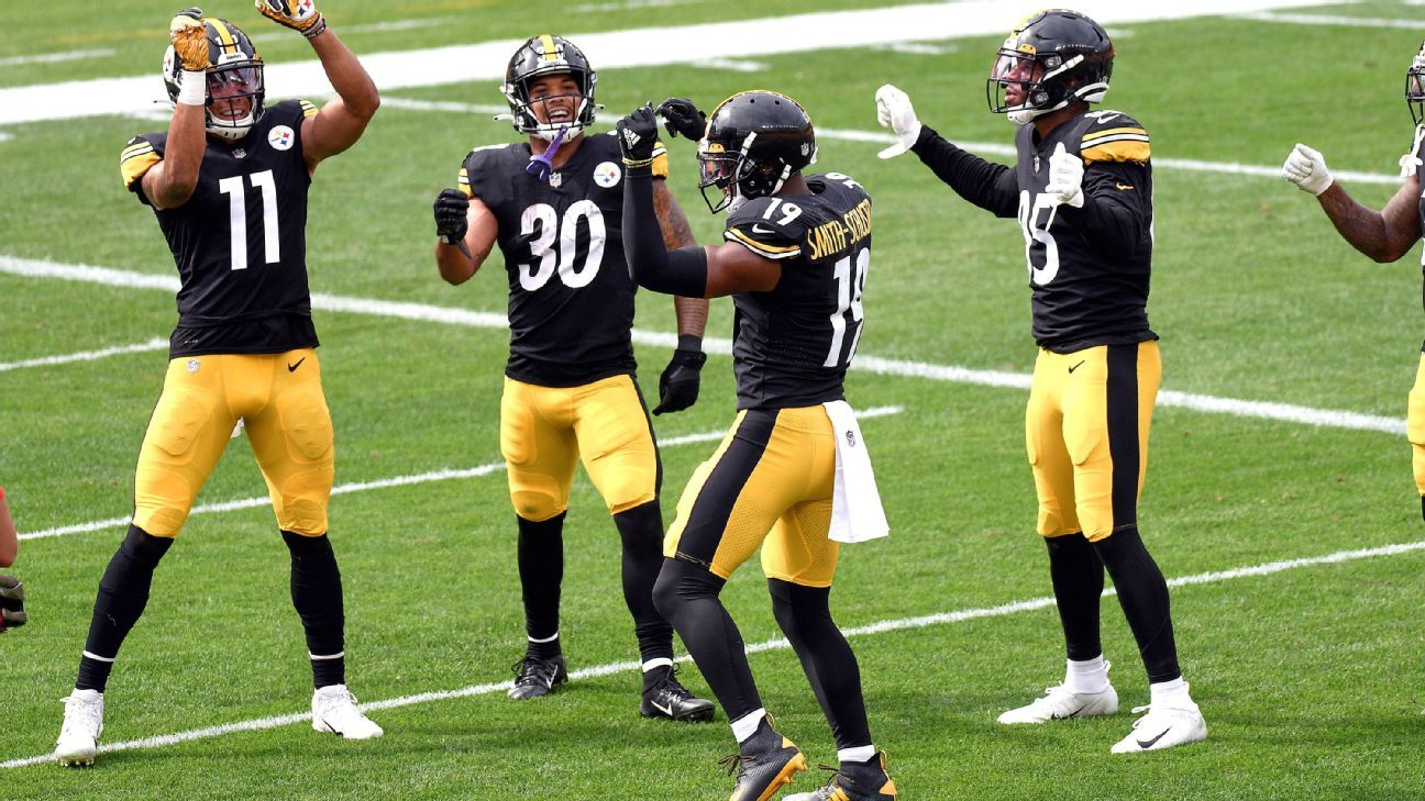 Steelers put it all together in the fourth quarter to move to 3-0
