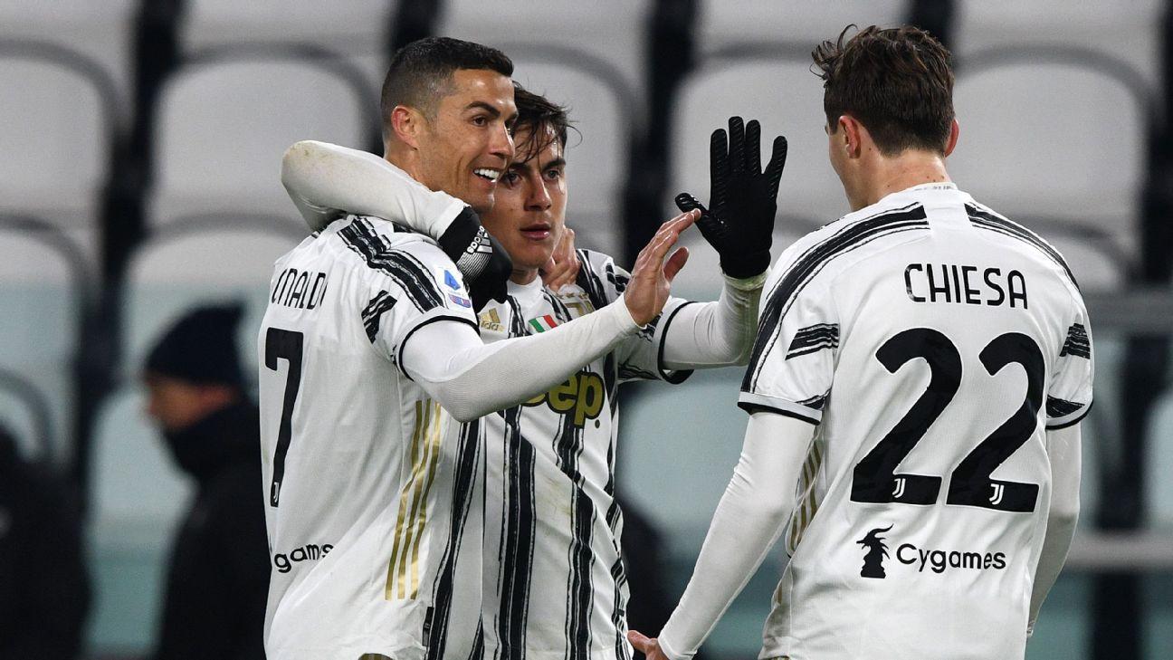 Juventus vs. Udinese - Football Match Report - January 4, 2021 - ESPN -  NewsDeal
