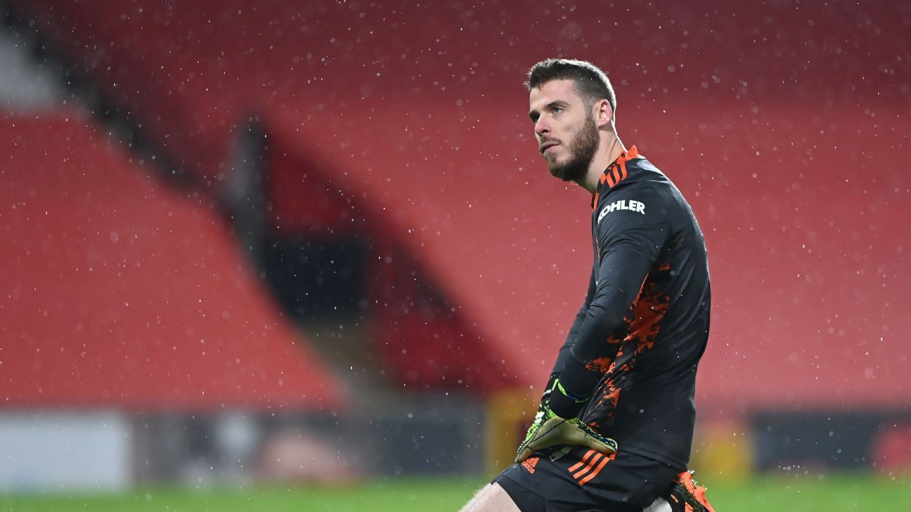 De Gea's mistakes are costly as Man United's championship fight takes a heavy blow against Sheffield United