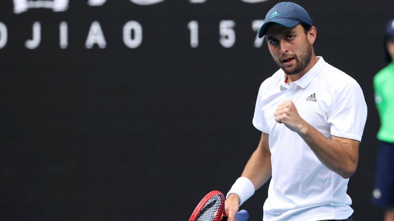 Who is Aslan Karatsev?  Inside the story of Cinderella from the Australian Open