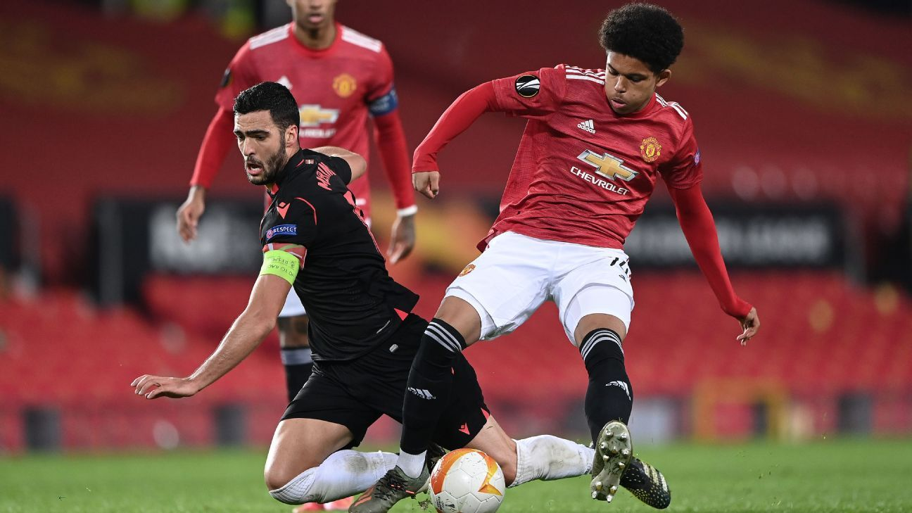 Manchester United vs Real Sociedad – Football Match Report – February 25, 2021