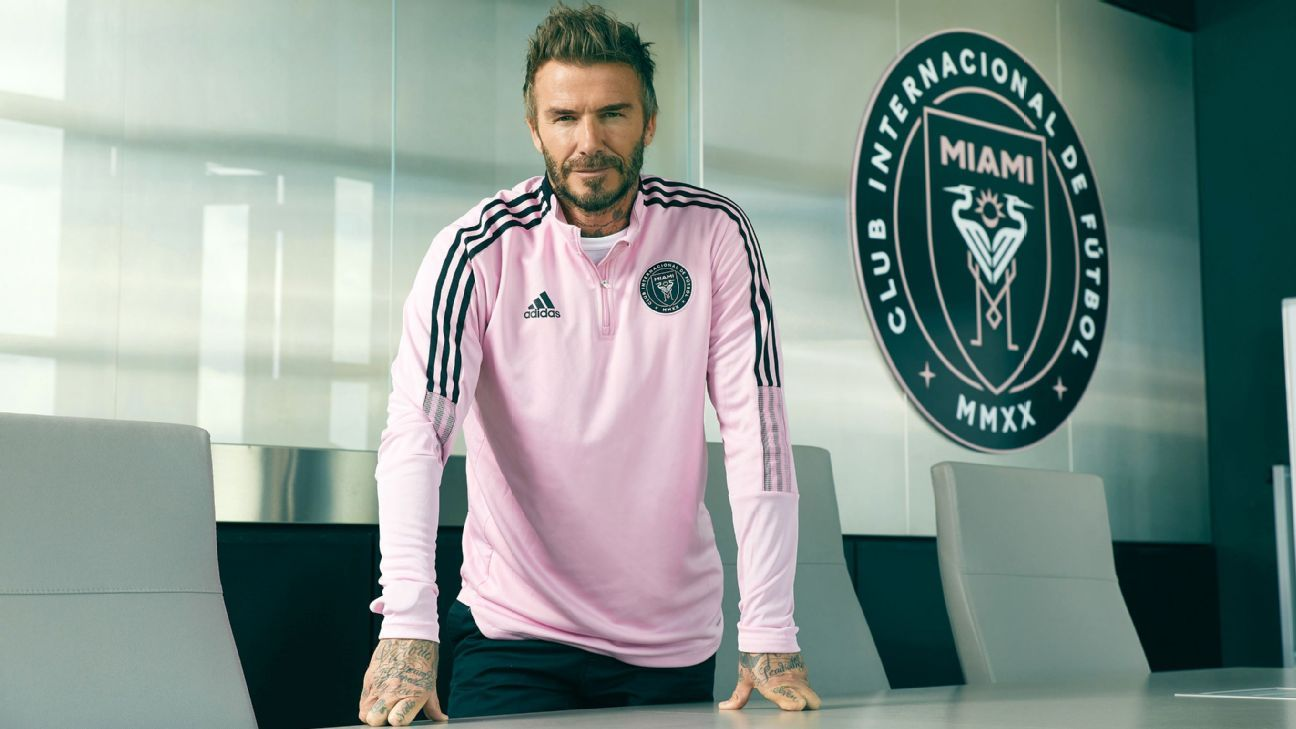 David Beckham's Inter Miami can be a nice crew. But it has to win first