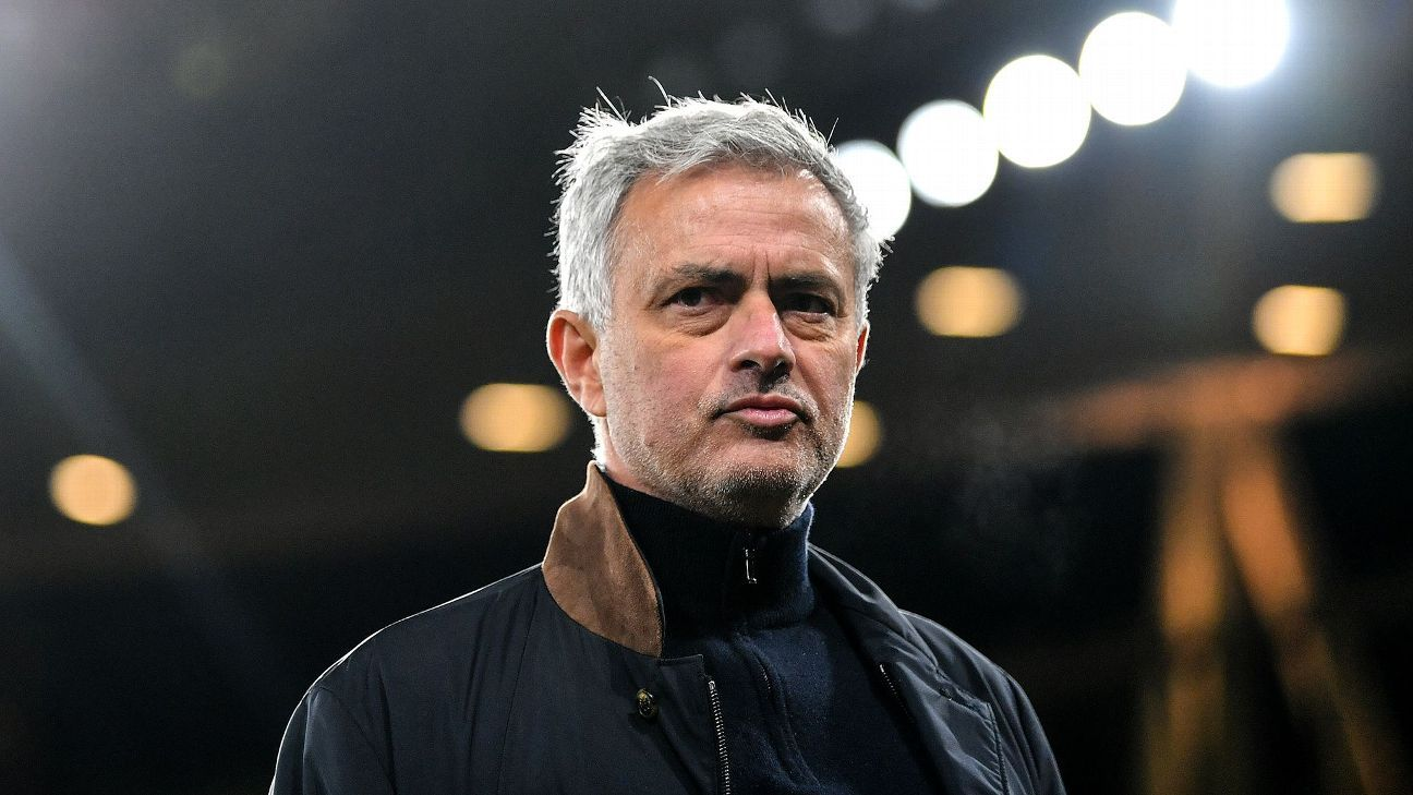 Mourinho, Spurs' uneasy alliance ends and not using a trophies and overwhelming unhappiness