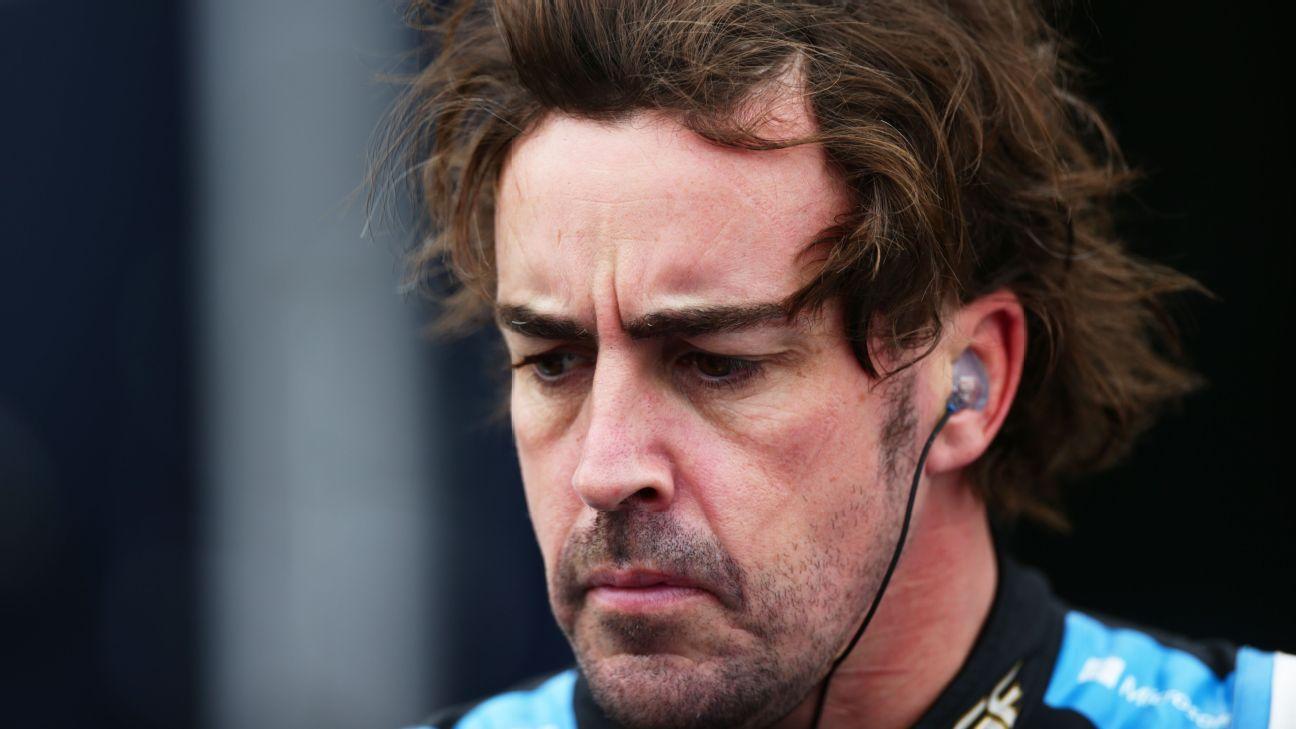 Fernando Alonso – Tidak ada alasan, saya harus menjadi lebih baik
