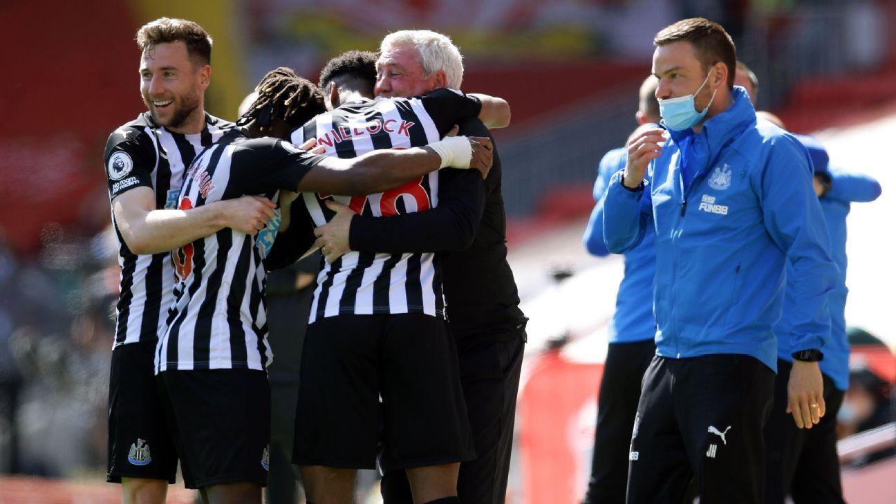 Liverpool vs. Newcastle United - Football Match Report - April 24, 2021 -  ESPN - News WWC