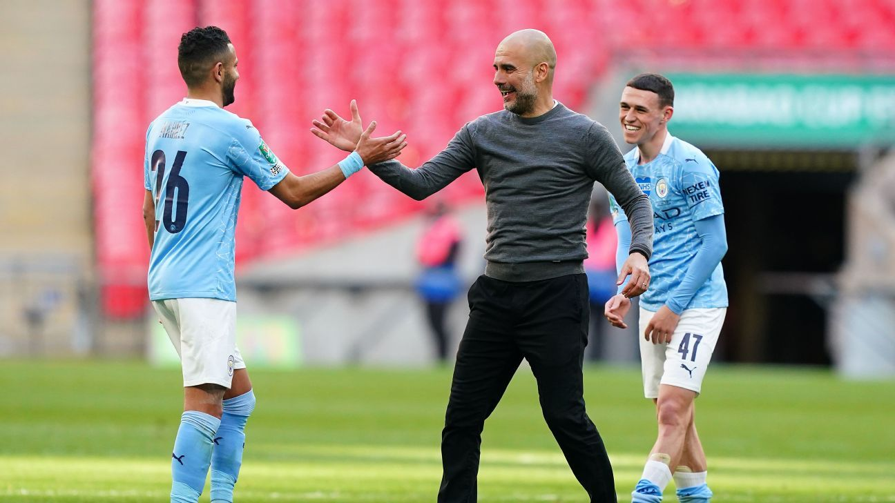 Man City innovate in Carabao Cup win, Griezmann stars for Barcelona, Juventus slipping in Serie A