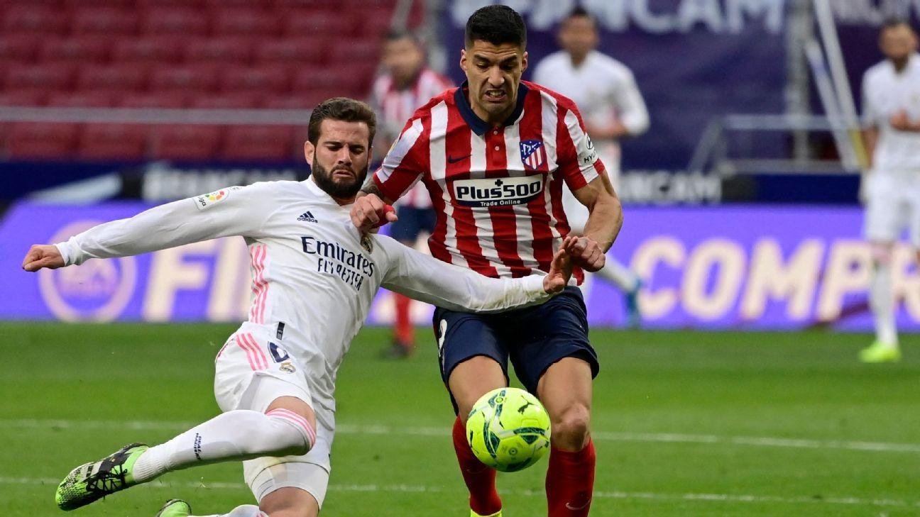 Atletico's collapse has Real Madrid, Barcelona, Sevilla circling La Liga glory