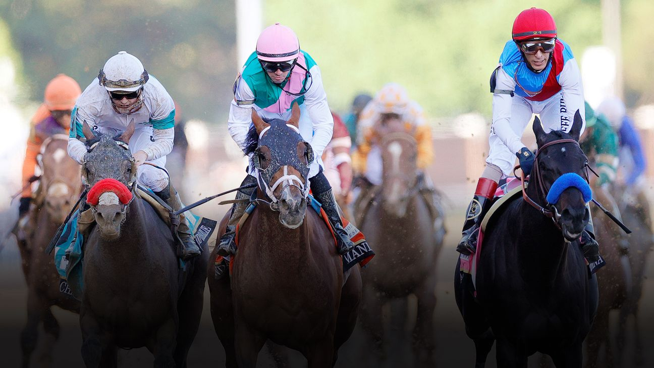 Medina Spirit wins 147th running of Kentucky Derby