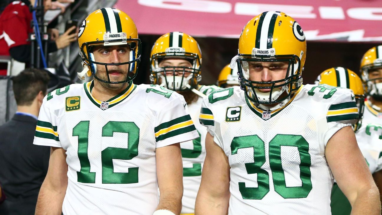 Ex-teammate: Rodgers 'conflicted' about future