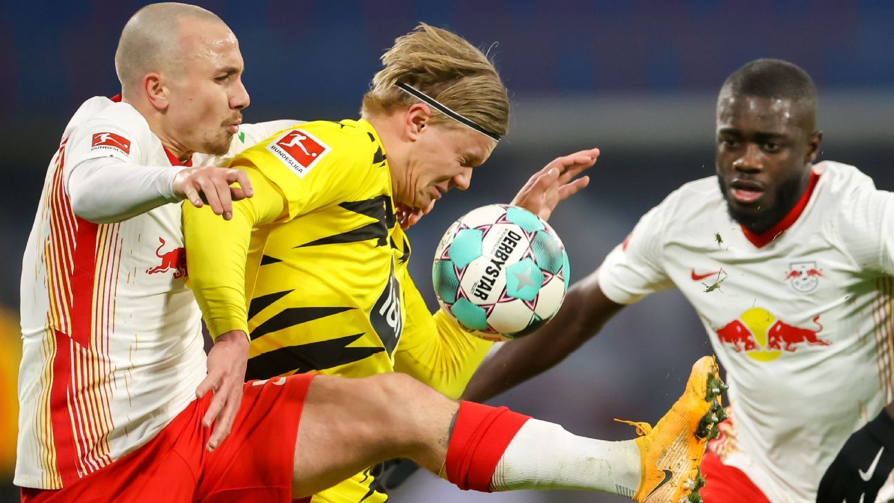 Dortmund vs. Leipzig in Bundesliga, DFB-Pokal final will be an epic week for German soccer