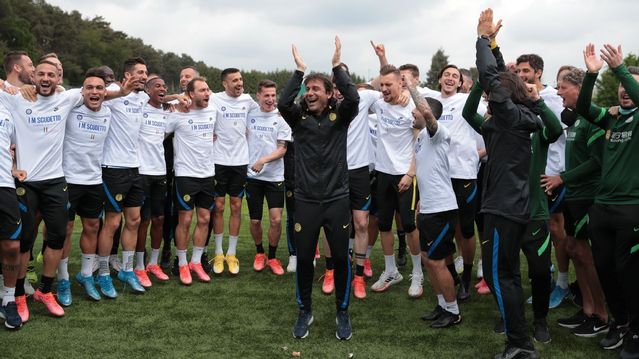 Inter's Serie A title, Lukaku's brilliance and why Juventus fell short: the story of 2020-21 season