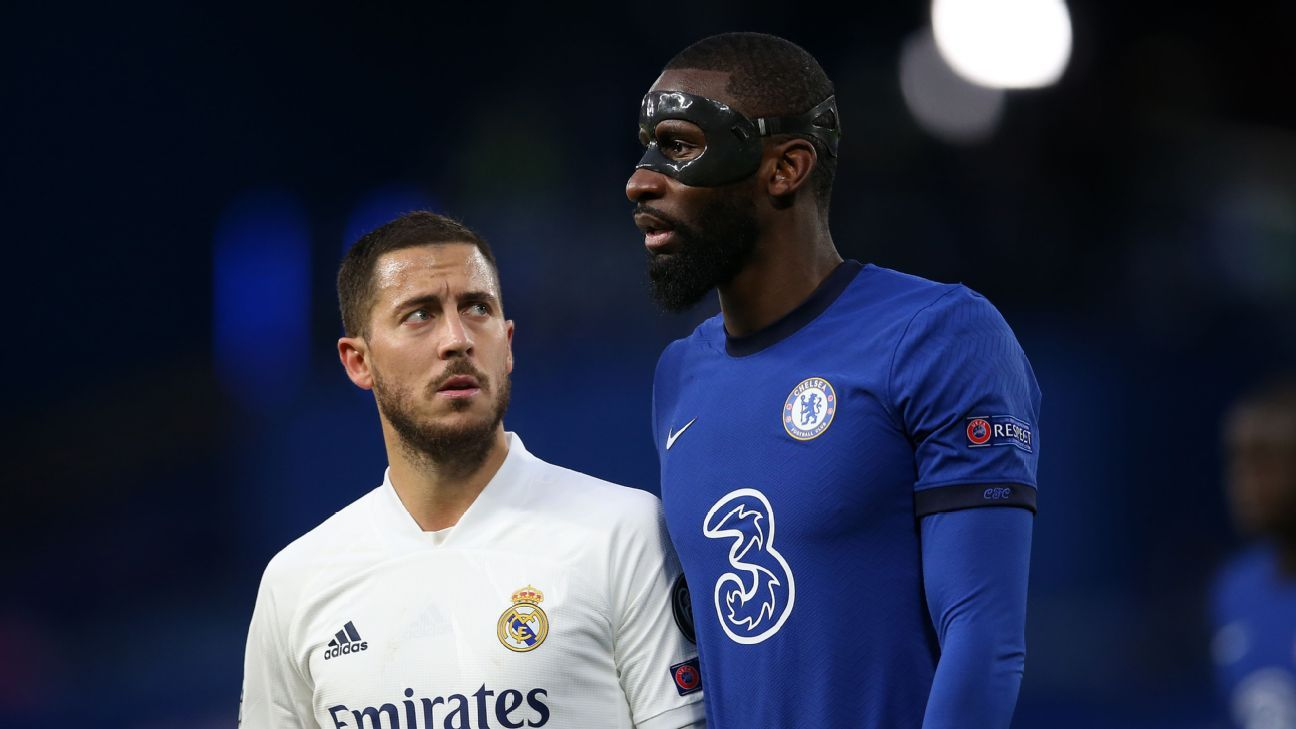 Hazard and Real Madrid still have La Liga to play for, if they can get over his laughter