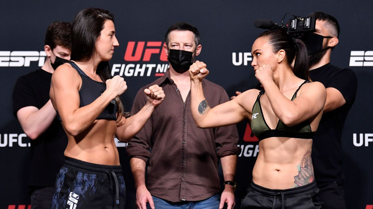 UFC Fight Night Rodriguez vs. Waterson: Live updates and results