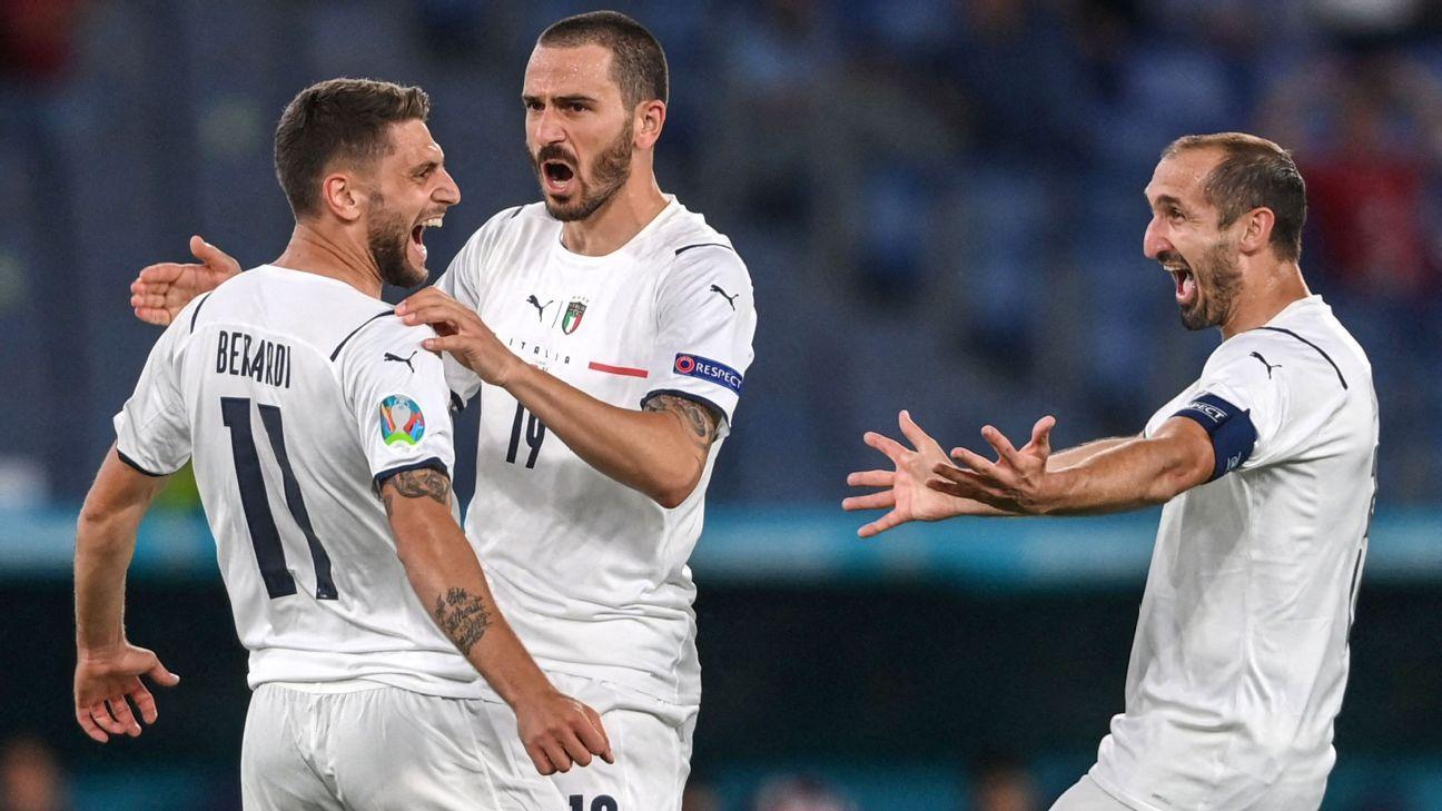 Turkey vs. Italy – Football Match Report – June 11, 2021 – ESPN