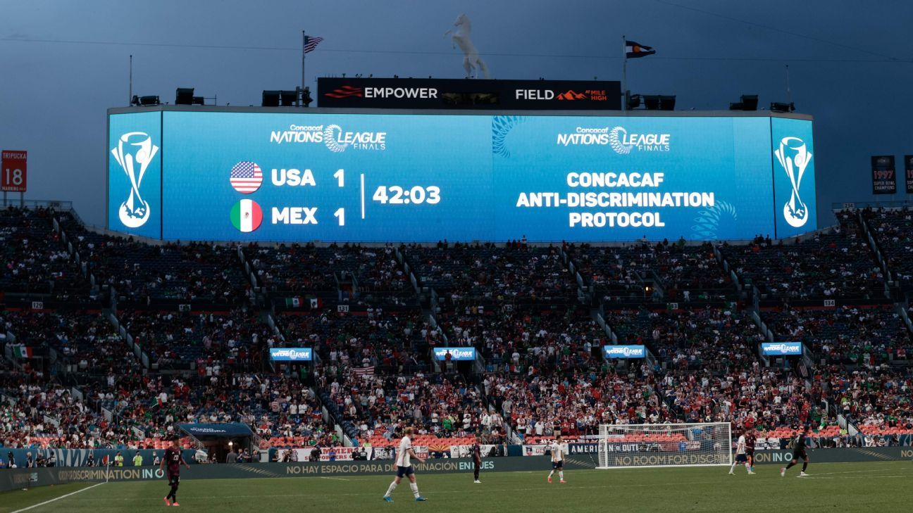How an anti-gay chant might silence Mexico's World Cup fortunes